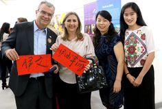 https://flic.kr/p/HoXvVC   Apresentação da Universidade de Línguas Estrangeiras de Dalian