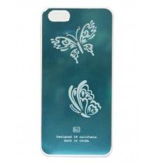 Blue Mobile Cover For iPhone 5