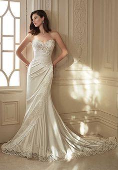 Sophia Tolli Y11642 - Morrigan Wedding Dress photo