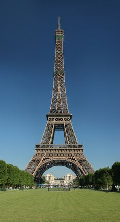 Eiffel Tower - Paris France