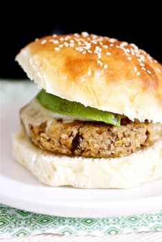 ... BURGERS / SANDWICHES... on Pinterest | Turkey burgers, Veggie burgers