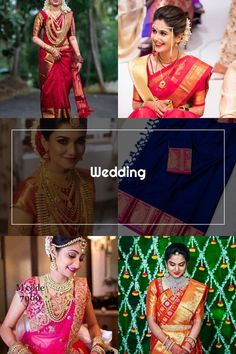 Wedding Wedding Sarees, Sari, Fashion, Saree, Moda, Fashion Styles, Fashion Illustrations, Fashion Models, Sari Dress