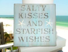 Salty Kisses and Starfish Wishes                                                                                                                                                                                 More