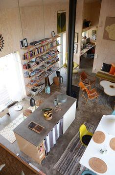 Rita eget hus – se Marias vackra villa
