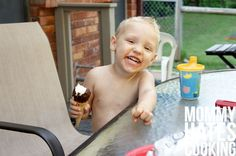 Summer Fun with Tombstone Pizza and Nestle Drumsticks
