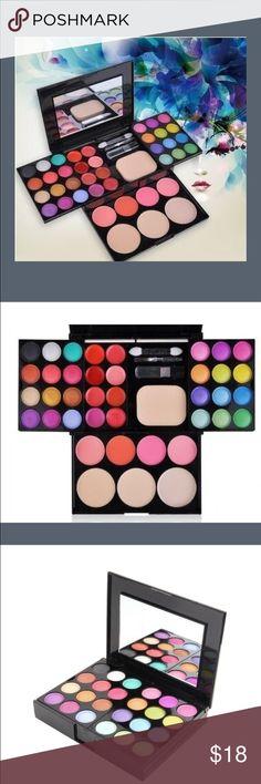 ✨LAST CALL✨Makeup Palette Set 3 skin color foundation, 4 blush colors, 8 lipstick colors. Makeup Eyeshadow