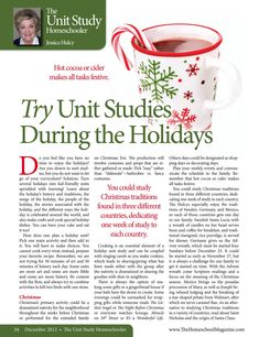 The Old Schoolhouse Magazine - December 2012 - Page 34
