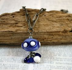 Fancy Free Necklace by CraftyHope, $16.75