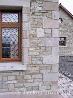 Quoin one of the decorative dressed stones or bricks for Decorative quoins