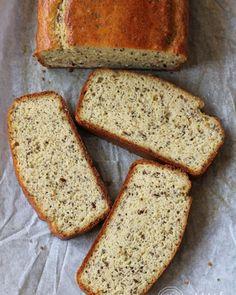 Keto, Bread, Food, Breads, Baking, Meals, Yemek, Sandwich Loaf, Eten