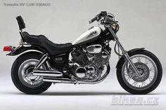 Zvětšení fotografie motocyklu Yamaha XV 1100 VIRAGO
