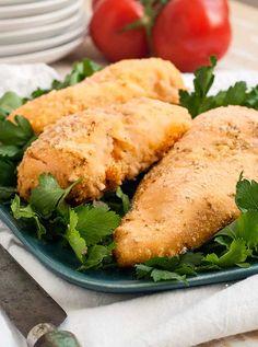 Gluten Free Parmesan Baked Chicken | Recipes | Simply Gluten Free