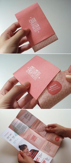 Fabulous fold out CV! How awesome would it be to have this !?:
