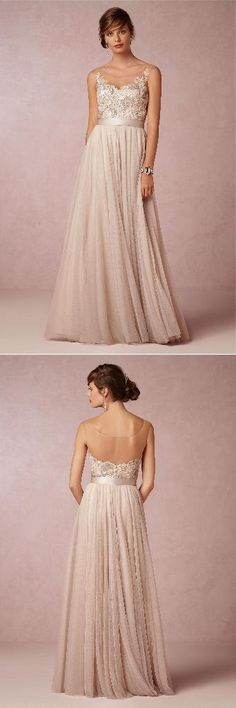 Lucca Maxi in Antique Rose Now Also Available in White + it's under $500!|BHLDN