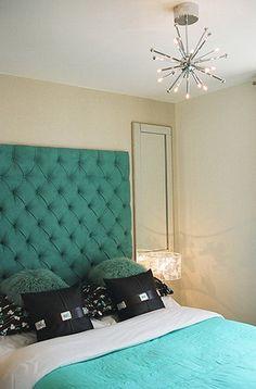 picture 8145 40 habitaciones increíbles en color turquesa Decoracion