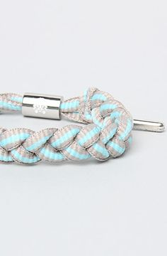 Rastaclat The Shoelace Bracelet in McFly : Karmaloop.com - Global Concrete Culture