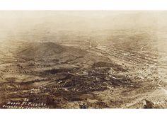 Tegucigalpa y Comayagüela  desde El Cero del Picacho