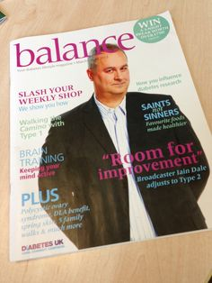 Diabetes UK Balance - March/April 2013