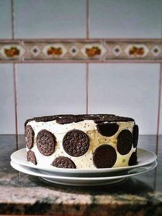 Bolo formigueiro- funfetti oreo cake
