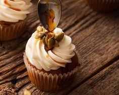 Butternut Spice Cupcakes
