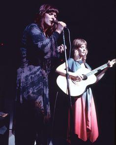 Ann and Nancy Wilson (Heart)