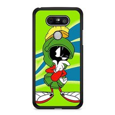 Marvin The Martian Looney Tunes LG G5 Case Dewantary