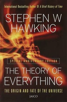 The Theory Of Everything by Hawking W Stephen