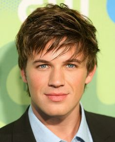 Layered Hairstyles Male Celebrity