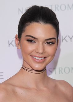 "kendallnjennerfashionstyle: "" "" March 24, 2016 - Kendall + Kylie Collection at Nordstrom private luncheon "" """