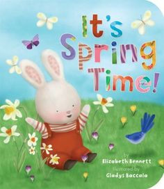 It's Spring Time! (Padded Board Books):Amazon:Books