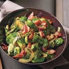 Get Fresh: Brussels Sprouts