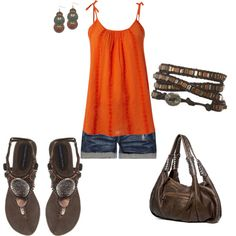 Bright, created by amyjoyful1 on Polyvore