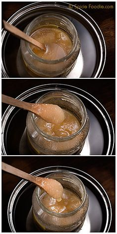 How to Decrystallize Honey; honey; solidified; hard honey; kitchen know how; how to melt honey; melt; how to soften; recipe; miel; como deritir; Spicie Foodie