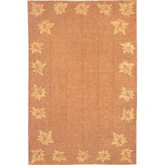 Abbyson LIVINGHand-knotted 'Oceans of Time' Rug