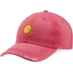 e33b432a523 Life Is Good® Sunshine Sunwashed Chill Cap
