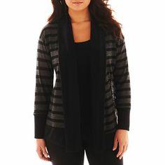 6efba44b005 Plus Size Croft   Barrow® Boatneck Sweater