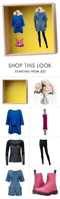 """""""Boxed"""" by karen-style ❤ liked on Polyvore featuring Muuto, Home Decorators Collection, Barbara Speer, STELLA McCARTNEY and Dr. Martens"""