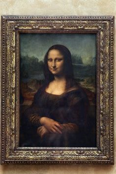 Mr. Mona Lisa: Did a Male Model Inspire Da Vinci?      Read more: http://newsfeed.time.com/2011/02/04/mr-mona-lisa-did-a-male-model-inspire-da-vinci/#ixzz1sagrSwLp