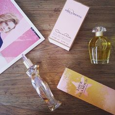 GLAMOUR IN COLOR #birthdaygift #perfume #perfumelovers #perumecollection #fragrance #fragrantica #pink #love #glamour #onlineshop #oscardelarenta #bblogger #oscar #eaudeparfum #eaudetoilette #designerperfumes #myfavoriteperfume #summer #jeniferlopez