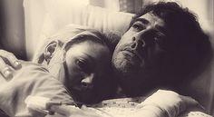 Grey's Anatomy; Izzie & Denny omg the sobbing that took place! lol