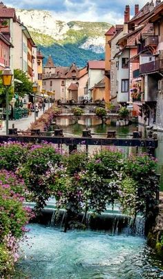 Beautiful Annecy can