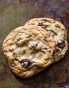 Best Gluten-Free Chocolate Chip Cookies | heartbeet kitchen