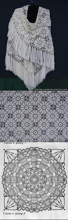 Luty Artes Crochet: Moda Outono / Inverno em crochê + Gráficos.