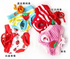 New femail dog puppy Physiological shorts for pet supplies, free shipping----http://www.aliexpress.com/store/1379660