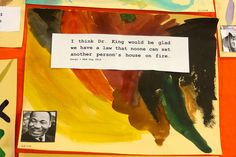 MLK - like the idea but bumping it up for older ages...