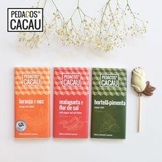 Uma Flor para uma Flor info@pedacosdecacau.pt Handmade Chocolates, Cocoa, Orange, Chocolate Flowers