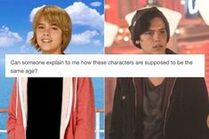 "16 ""Riverdale"" And ""Suite Life"" Connections That Are Fucking Hilarious - Riverdale Memes Riverdale Funny, Bughead Riverdale, Riverdale Memes, Riverdale Netflix, Hamilton Musical, Anime Meme, Kermit The Frog Meme, Cody Martin, Memes Spongebob"