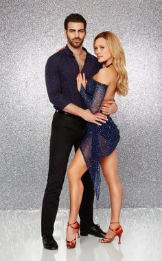 Nyle DiMarco and Peta Murgatroyd from Meet Dancing With the Stars' Season 22 Cast | E! Online