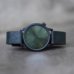Step up your wrist game with Winston Regal Forest. Available at komono.com and stores worldwide.