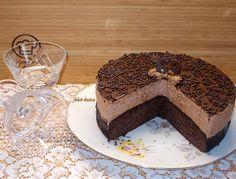 Brazil csokoládé torta Food And Drink, Sweets, Cake, Desserts, Recipes, Tailgate Desserts, Deserts, Gummi Candy, Candy